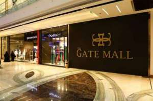 the-gate-mall in kuwait