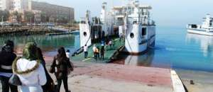 KPTC Marine Transport in kuwait