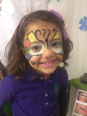 funspark-creative-facepainting in kuwait