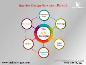 Kuwait local interior design riyadh services for Interior design companies in riyadh