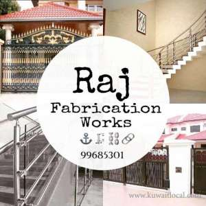 raj-fabrication-and-industry in kuwait