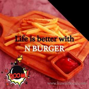 n-burger in kuwait