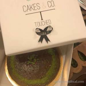 The Touched Cakes And Co  in kuwait