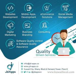jd-apps-creative-hub in kuwait