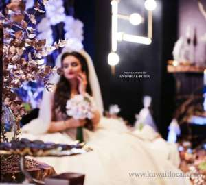 Anwar alrubai Wedding in kuwait