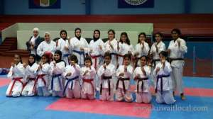 Shito Ryu School Of Karate Khaitan in kuwait