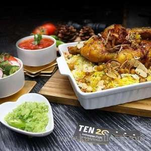 Ten 20 Lebanese Grill in kuwait