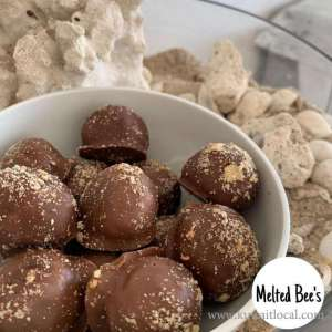 melted-bees-chocolates in kuwait