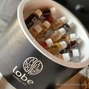 Lobe Coffee Lab Hawally in kuwait