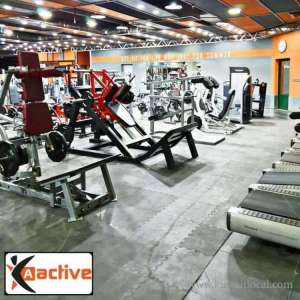 Active Fitness Health Club in kuwait