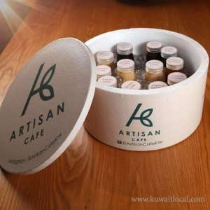Artisan Cafe Coffee Shop in kuwait