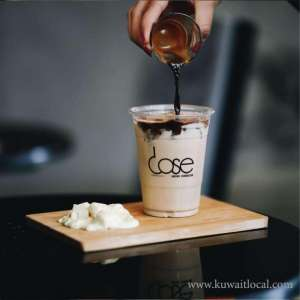 Dose Cafe Coffee Shop Salmiya in kuwait