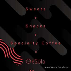 Otsuki Cafe Sweets And Coffee in kuwait