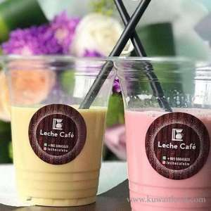 Leche Cafe Coffee Shop in kuwait