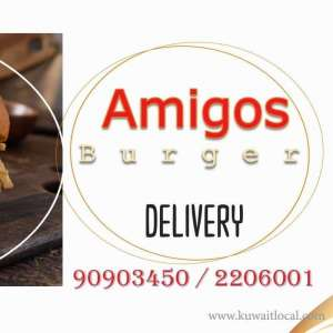 Amigos Burger And Shakes Mangaf in kuwait