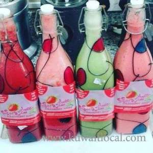 Strawberry Juices Mahboula in kuwait