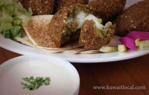 full-falafel-restaurant in kuwait