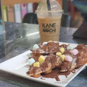 Kanemochi Ice Cream Salmiya in kuwait