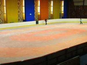 ice-skating-rink in kuwait