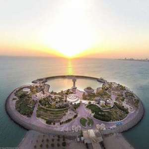 Green Island in kuwait