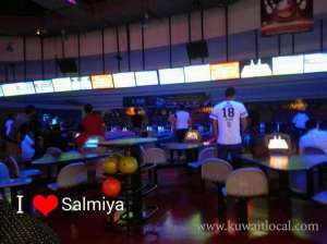 cozmo-bowling-city-center-salmiya in kuwait