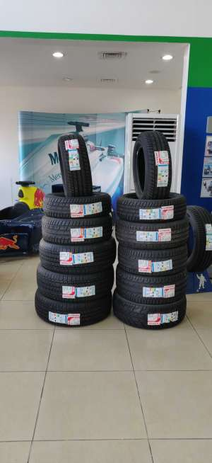 michelin-tyre-showroom-kuwait-city in kuwait