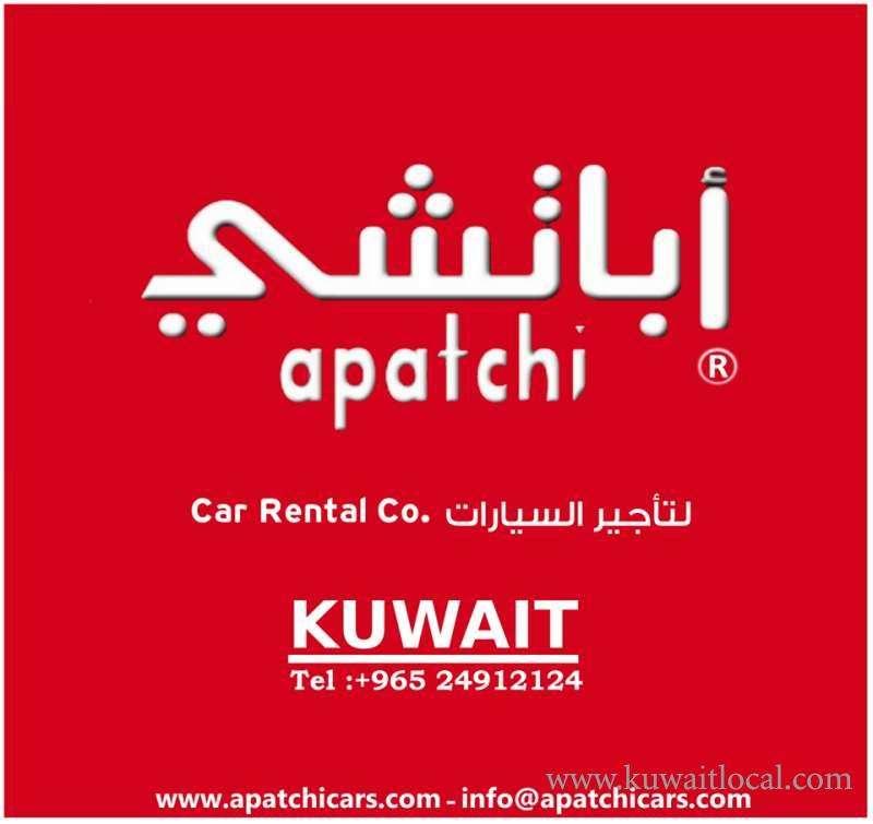 Apatchi Car Rental And Leasing Company - Al Ahmadi | Kuwait Local