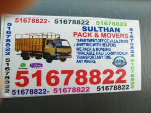 sulthan-pack-and-movers-kuwait