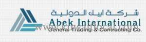 abek-international-general-trading-contracting-company-kuwait