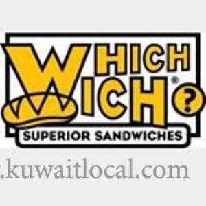 which-wich-restaurant-sabhan-kuwait