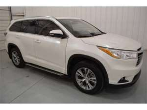urgent-sale-my-used-2014-toyota-highlander-4x4 in kuwait
