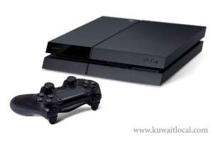 sony-ps4-500gb-console-with-2-controller in kuwait