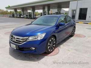 HONDA ACCORD SPORT 2016 ONLY ONE MONTH OLD  in kuwait