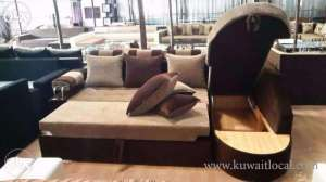 New L Shape Sofa Corner Cumbed For Sale in kuwait