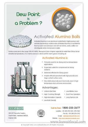 buy-activated-alumina-beads-for-better-oil-filtration in kuwait