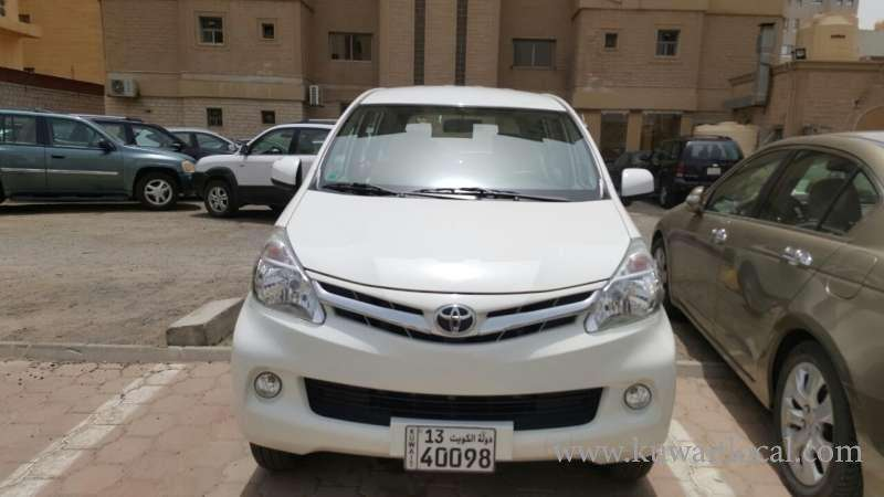 toyota-avanza-2015-model-car-for-sale-kuwait