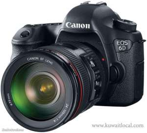 selling-my-canon-6d-camera in kuwait