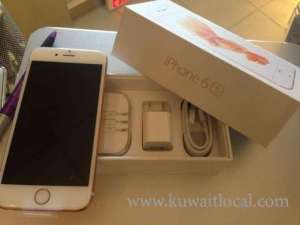 apple-iphone-6s-plus-phone-64gb-gold in kuwait