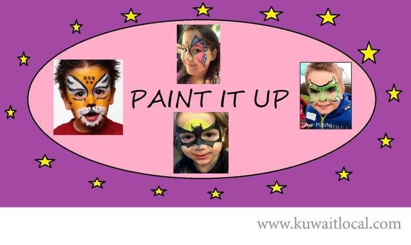 face-painting-kuwait