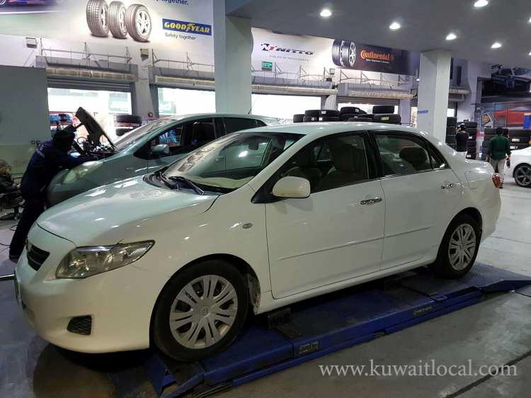toyota-corolla-2009-model-for-sale-kuwait