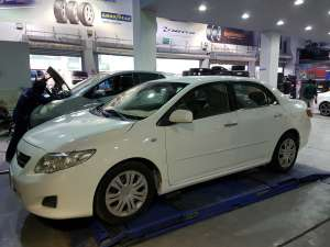 Toyota Corolla 2009 Model For Sale in kuwait