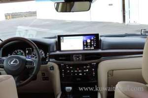 For Sale Used 2016 Lexus LX 570 in kuwait