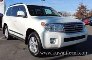 TOYOTA LAND CRUISER 2014 USED BY EXPAT in kuwait