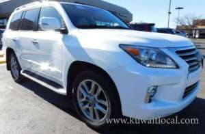 2014 LEXUS LX 570 V8 JEEP FOR SALE in kuwait