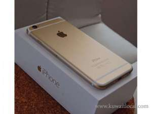Apple IPhone 6S Plus 128GB in kuwait