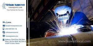 RECRUITING THE MOST SKILLED WELDERS FOR YOUR PROJECTS in kuwait