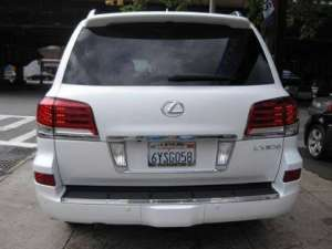 Lexus LX570 for Sale in kuwait