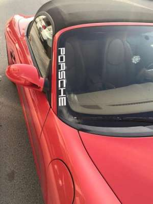 Porsche Boxster S 2008 for Sale in kuwait