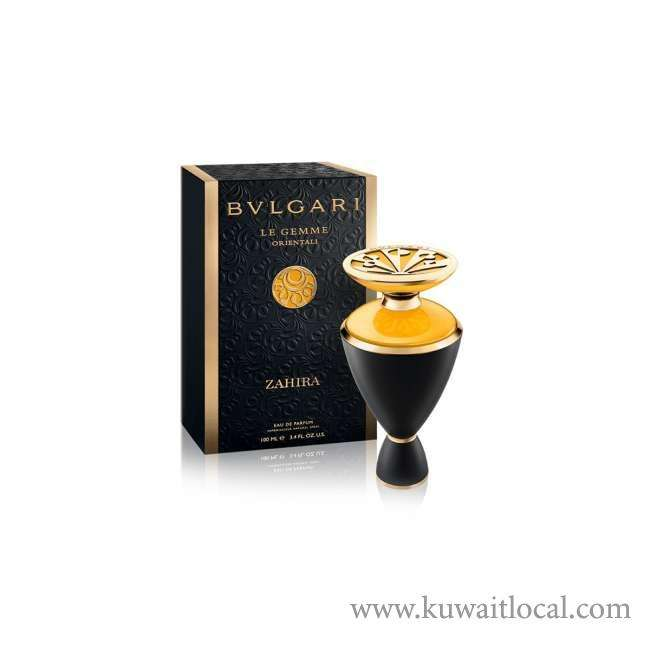 Kuwait Local Bvlgari Le Gemme Collection Zahira Eau De Parfum
