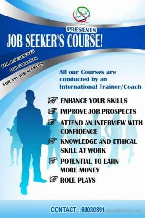 course-for-job-seekers in kuwait